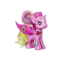 MLP Wave 1 Deluxe Style kit Princess Cadance Hasbro POP Pony