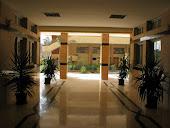 مدخل المبنى الاداري