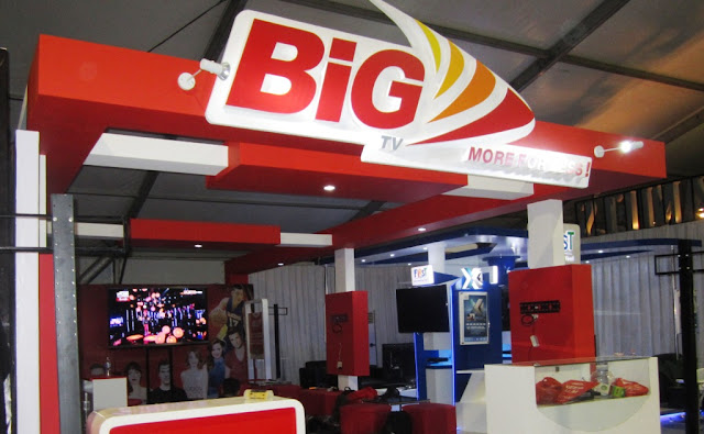 BIG TV, Java Jazz, PRJ, 26 September 2015