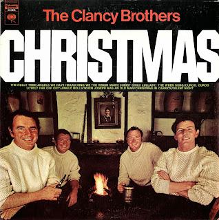 The Clancy Brothers: Christmas. Conmovedora lección de fraternidad lanar.