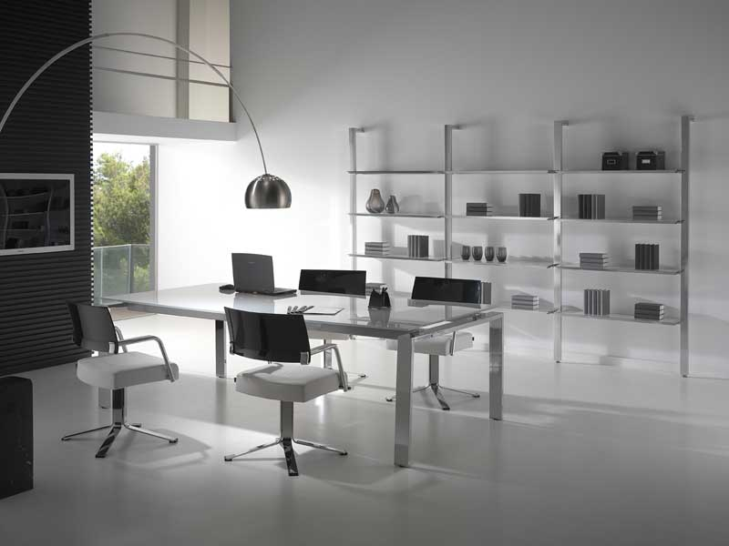 Azul blue oficinas en el hogar for Decoracion oficinas y despachos