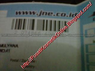 Contoh Transaksi, BUKTI Transaksi, PENGIRIMAN Barang, http://pusatkosmetikonline.blogspot.com/,0838.11.2525.24