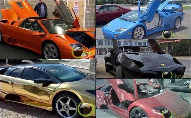 10 Tiruan atau Replika Mobil Lamborghini Terkeren
