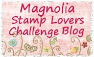 Magnolia Stamp Lovers Challenge Blog