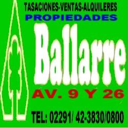 BALLARRE