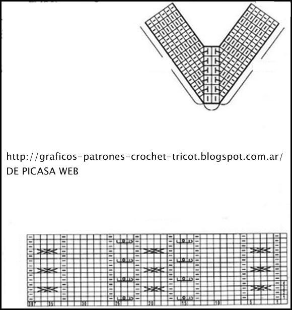 Único Patrones De Tejer Diarias Elaboración - Ideas de Patrones de ...