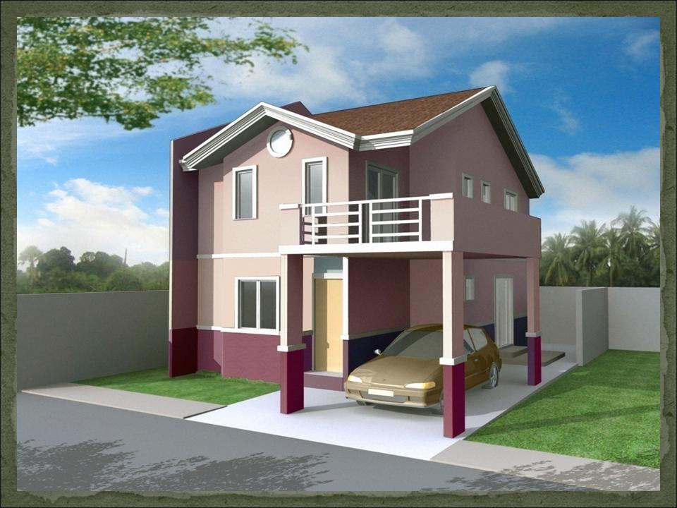 Yasmin Dream Home Design of LB Lapuz Architects & Builders ...