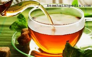 bahaya teh daun jati