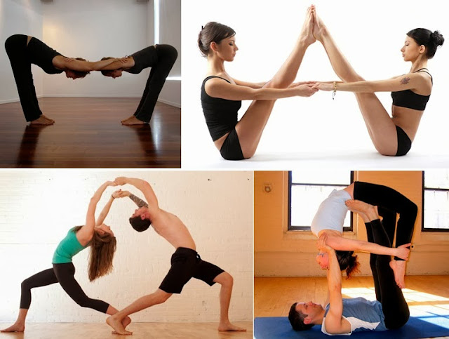 Pictures Of Yoga Challenge Poses