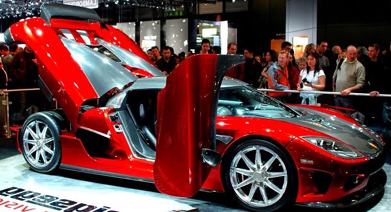 Koenigsegg CCX Door Edition