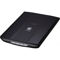 Canon scanner CanoScan LiDE User Manual