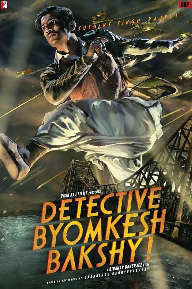 Thám Tử Byomkesh Bakshy - HD