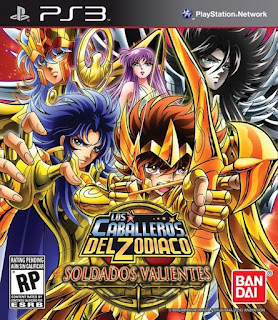 Download - Saint Seiya Brave Soldiers - PS3 - [Torrent]