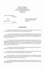 Ericson&#39;s Counter Affidavit