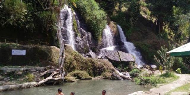 Air Terjun Bah Biak, Keindahan Alam Pematang Siantar yang Masih Asri