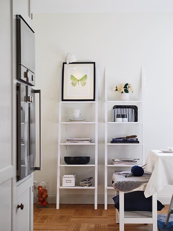 Estilo n rdico em p b jeito de casa blog de decora o for Escaleras de madera decoracion ikea