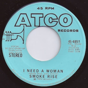 The Devil 39 S Music Smoke Rise I Need A Woman To Love