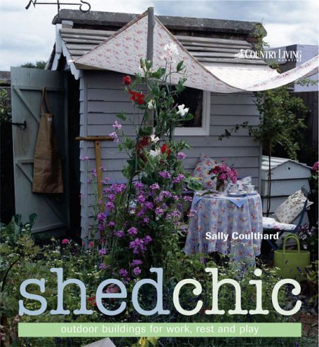 Modern Country Style Book Review Shed Chic