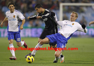 Prediksi Real Madrid vs Real Zaragoza