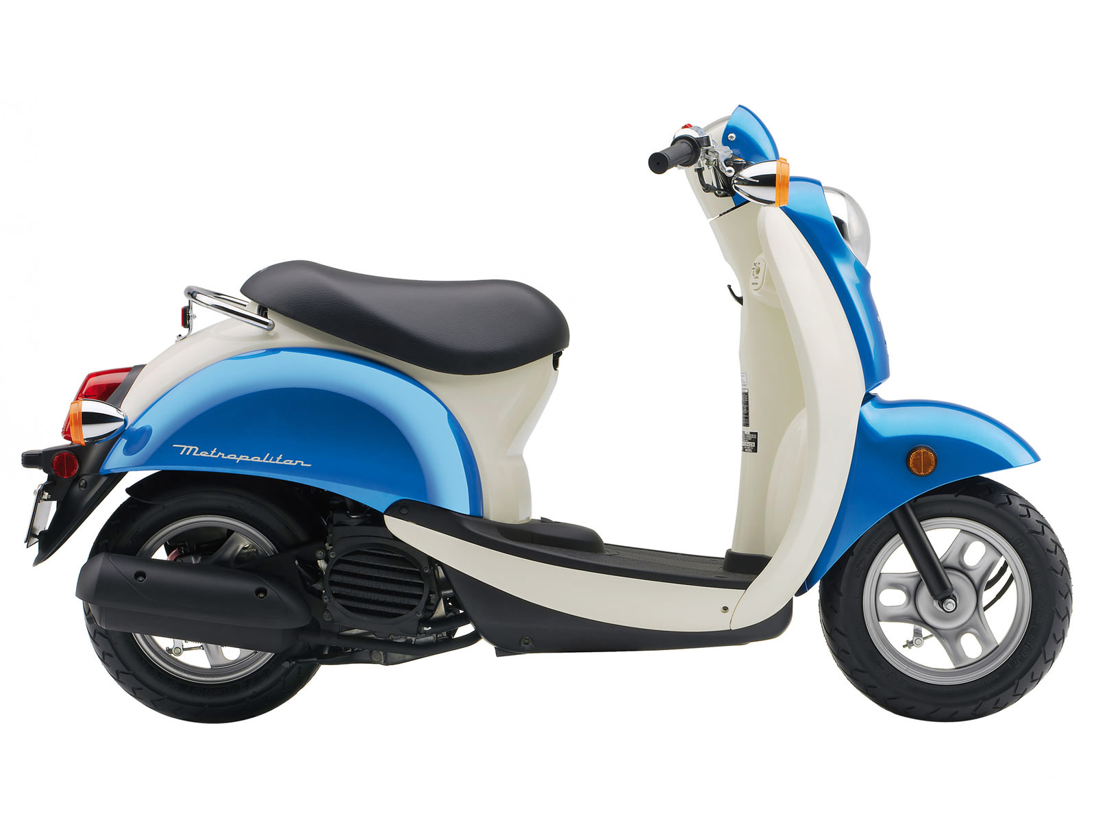2008 Honda Metropolitan Scooter Pictures Accident Lawyers Info