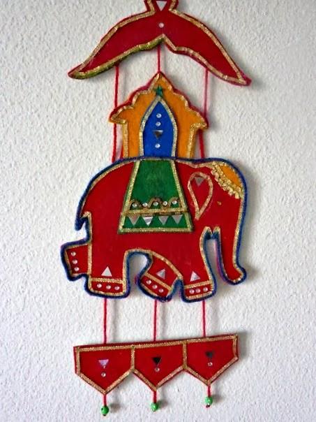 Dasara Elephant craft