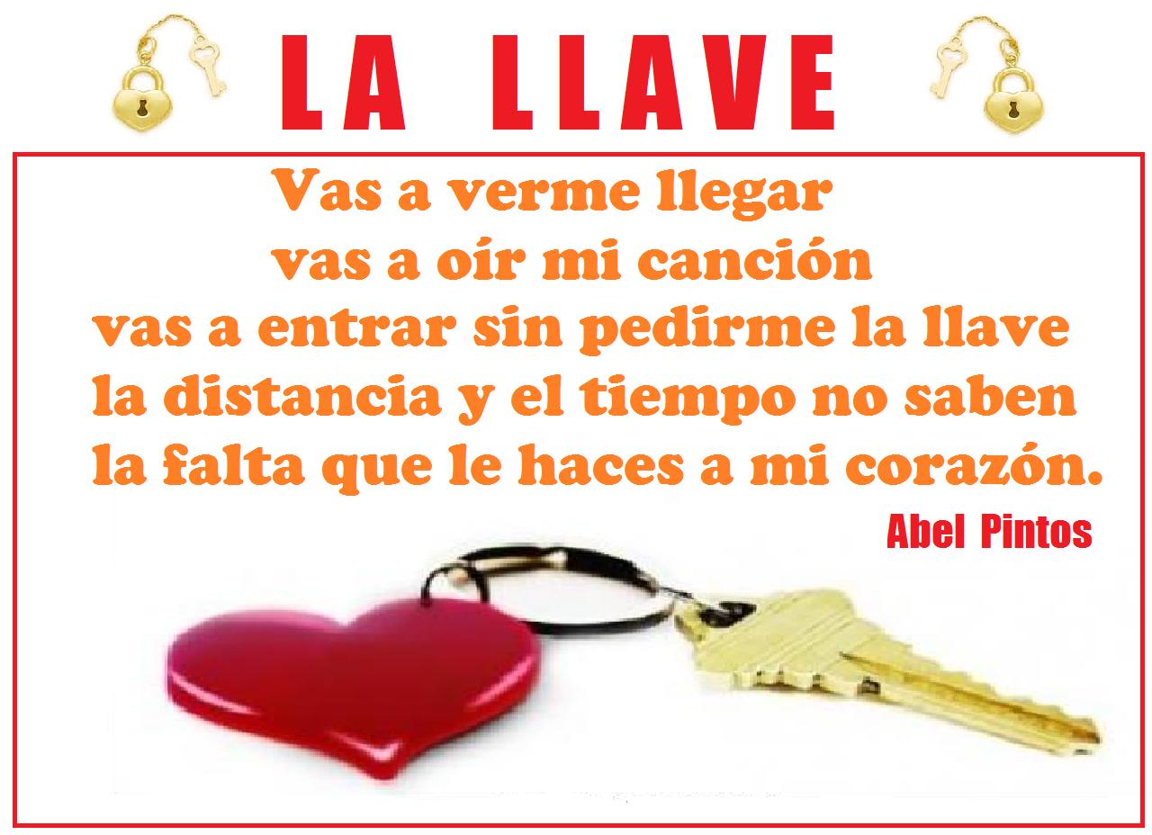 La llave (Abel Pintos)