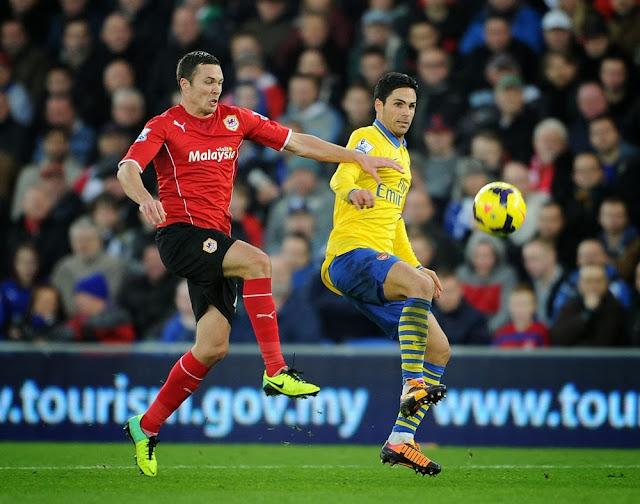 Arsenal vs Cardiff