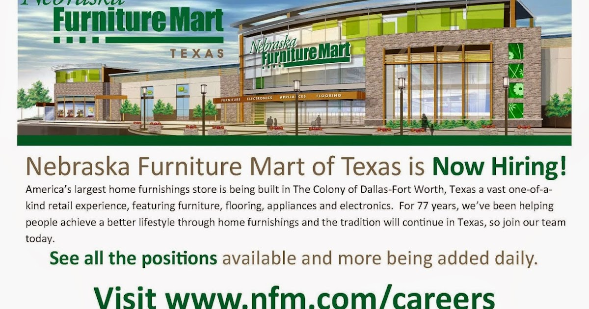 High Quality Nebraska Furniture Mart Careers