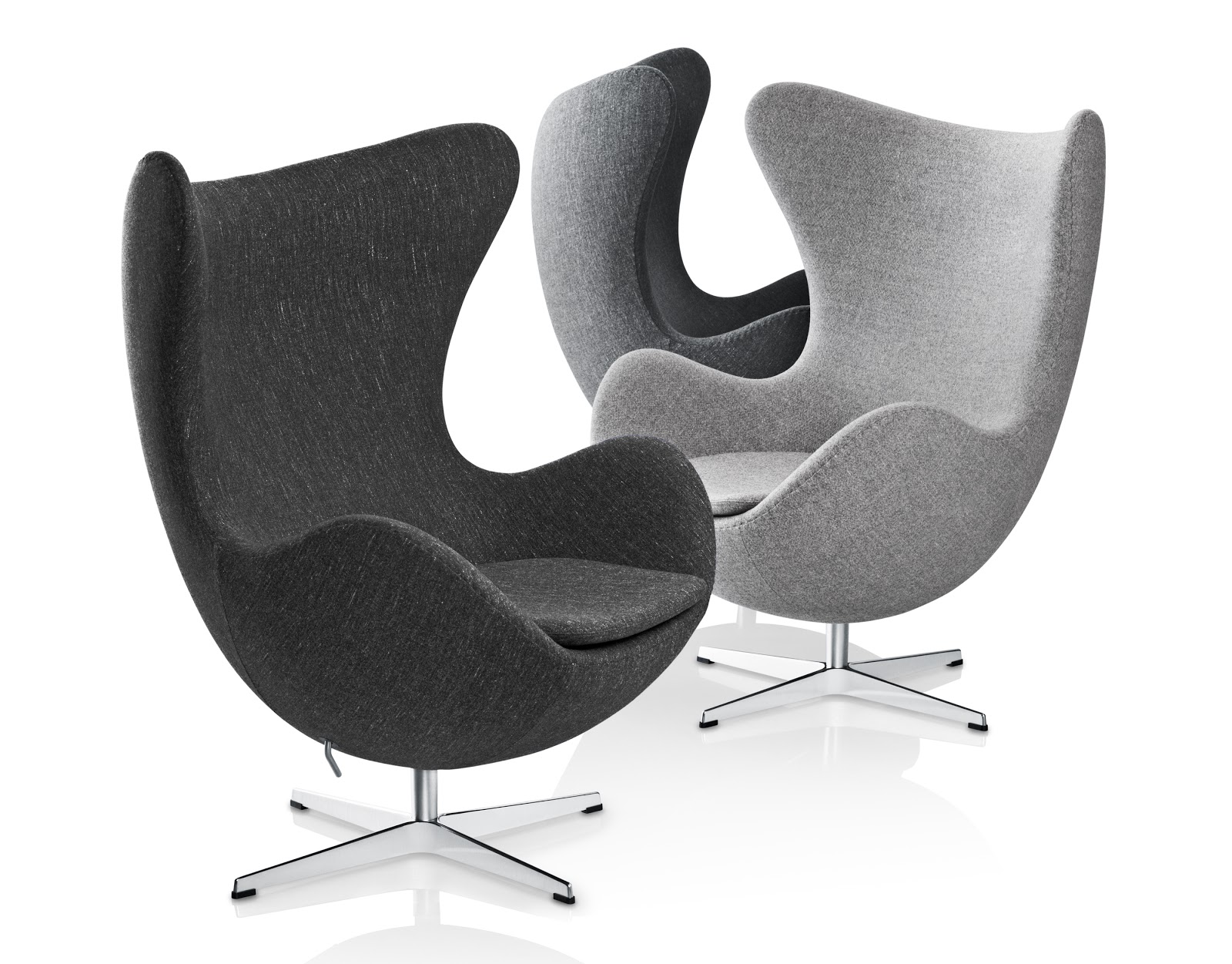 Jacobsen egg chairs saville row suite upholstery all for Egg chair jacobsen