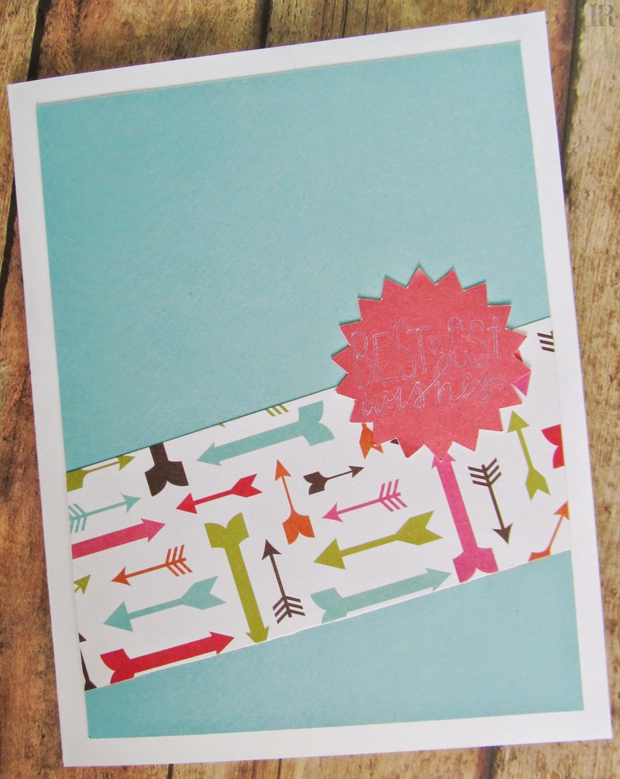Bestest Wishes Birthday Card | It's Always Ruetten