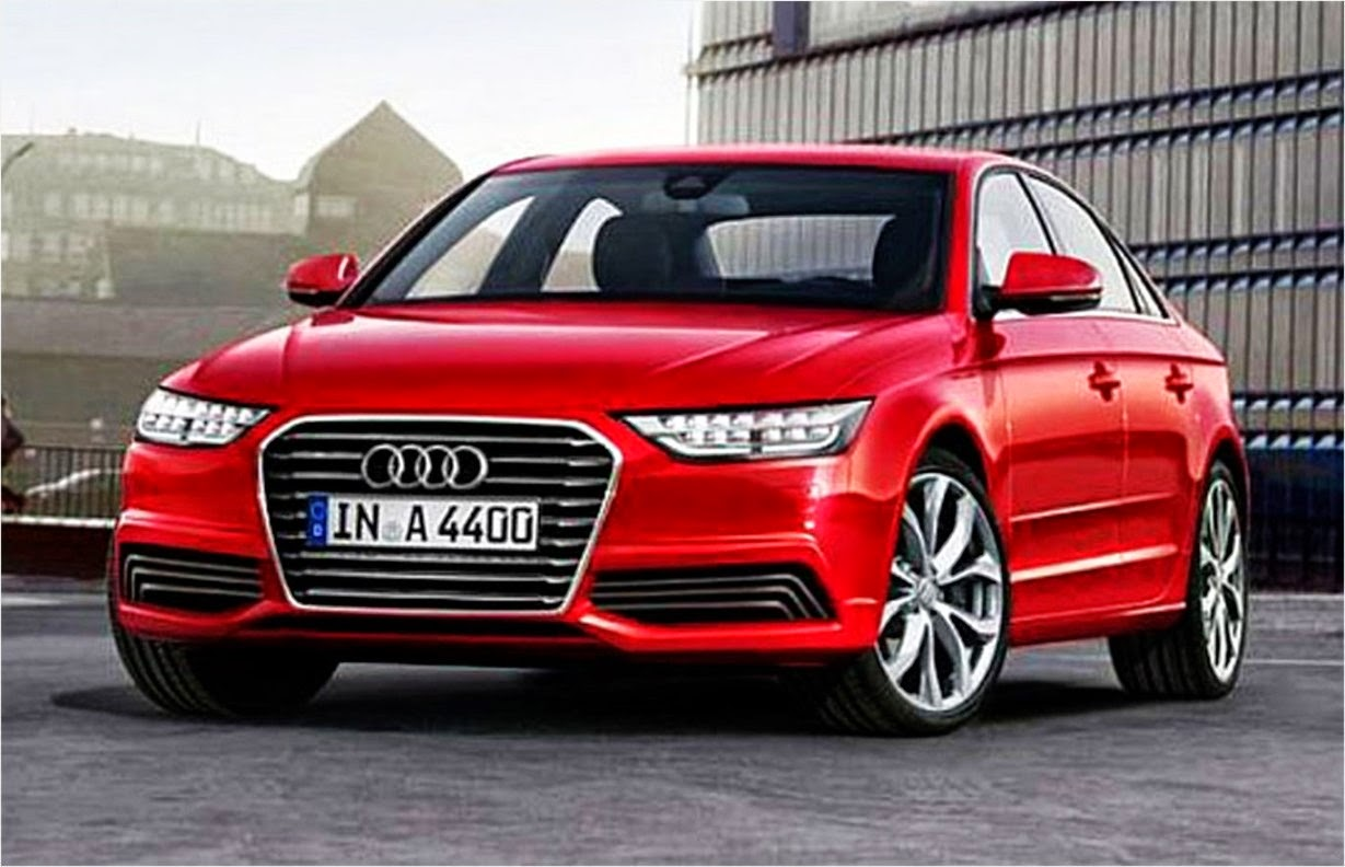 2016 Audi A4 Release Date and Price