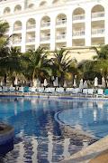 Ficamos uma semana no Hotel Riu Cancun all inclusive em abril de 2010. (dsc )