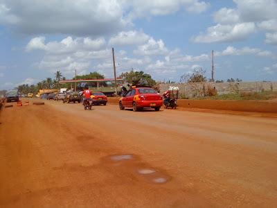 Aflao road