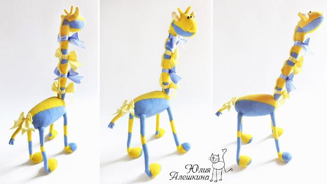 Жираф - разные виды