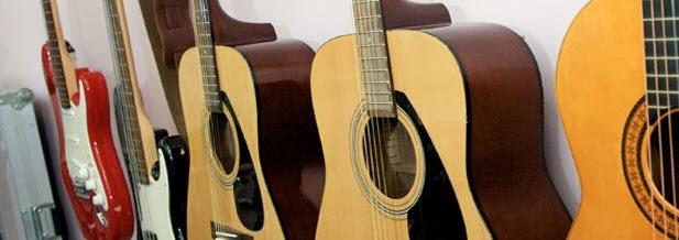 Guitar đủ loại