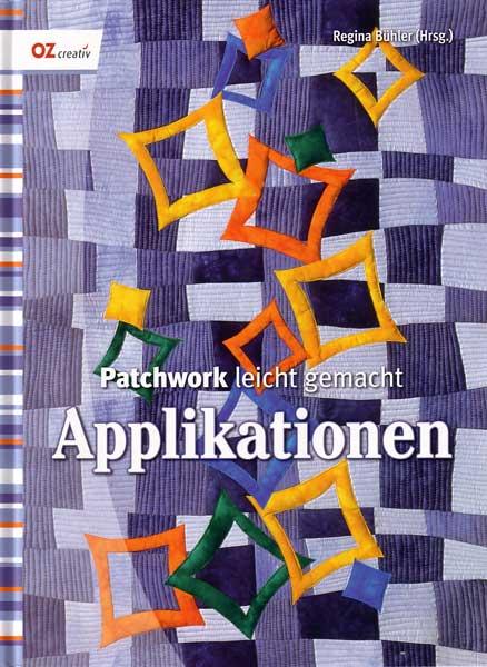 eulen und patchwork buchvorstellung patchwork leicht gemacht applikationen. Black Bedroom Furniture Sets. Home Design Ideas