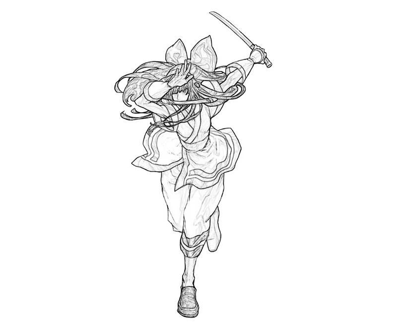 Samurai Shodown Nakoruru Smile | Tubing