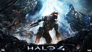 Halo 4 Cover Art Master Chief