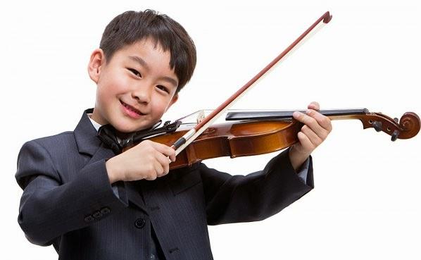 Bakat Musik Berakar Dalam Gen, Studi Bakat Musik Anak