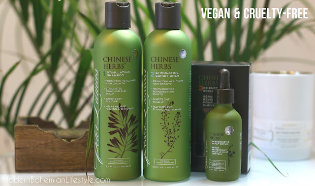 Peter Lamas Chinese Herbs Shampoo Review