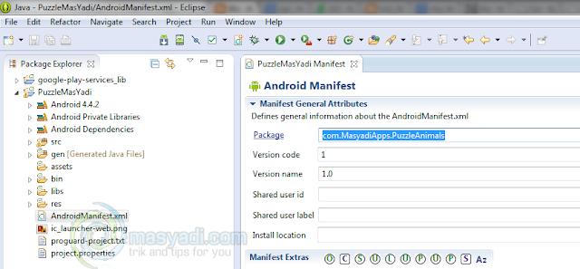 Cara Mudah Mengganti nama package android dengan cepat