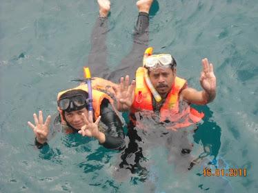 Marine Park,Tioman