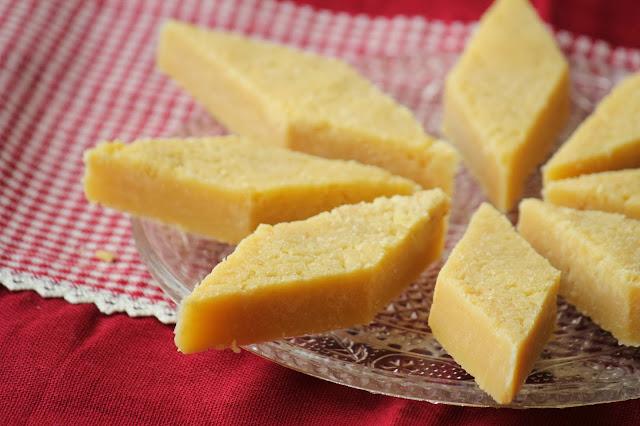 mysore pak - festive treats