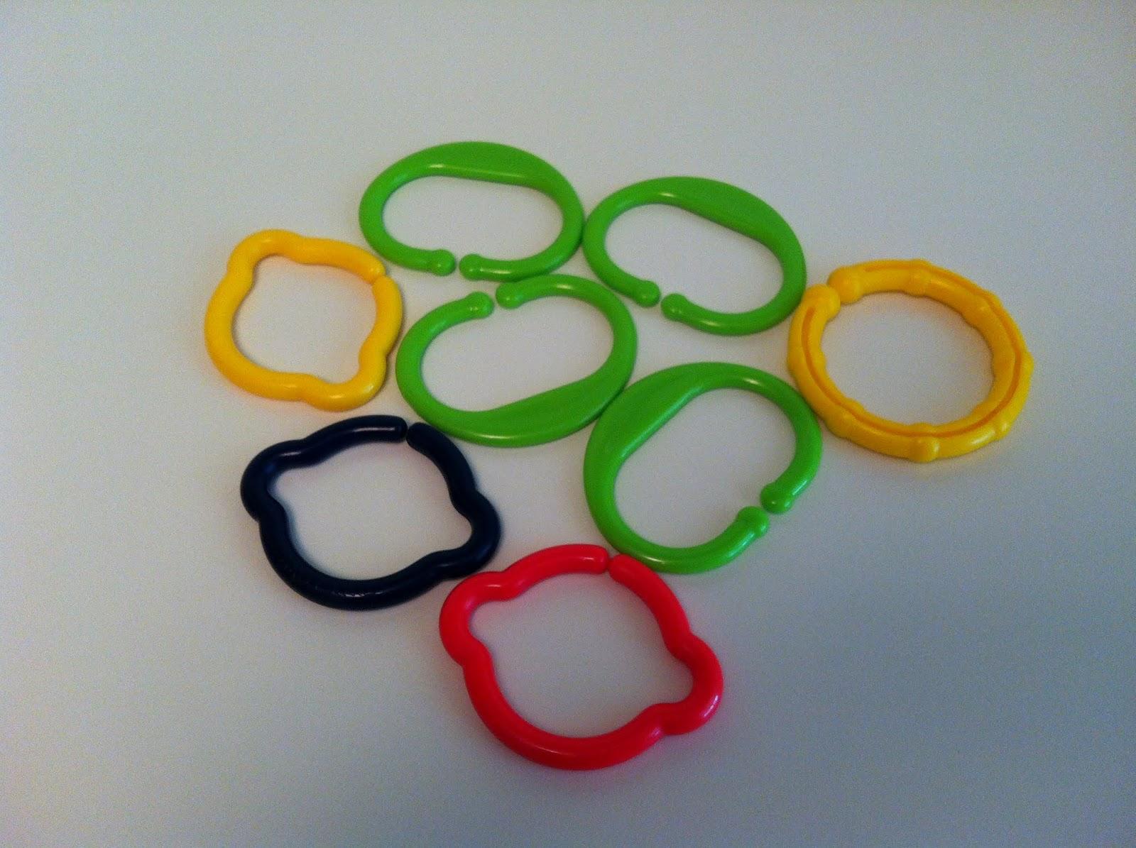 si no tenis de estas piezas podis usar las anillas de las cortinas de bao que en ferreteras los venden por unidades en las tiendas de todo a cien en