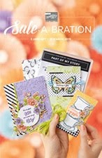 Stampin' Up! Saleabration Brochure