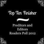 Preditors & Editors Readers Poll Award - BETWEEN