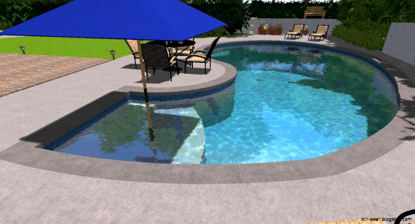 3d swimming pool design this wallpapers for 3d swimming pool design