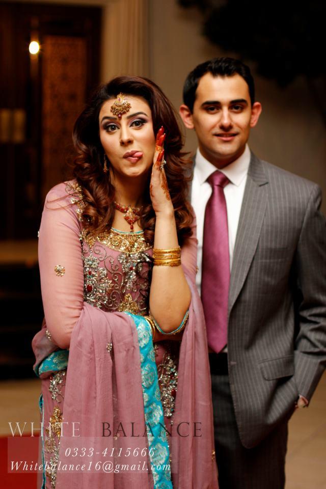 pakistani showbiz madiha naqvi wedding pics