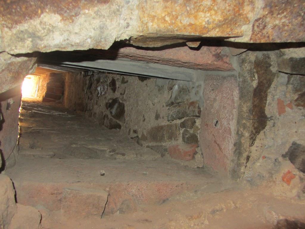 Túnel Castillo de Colditz