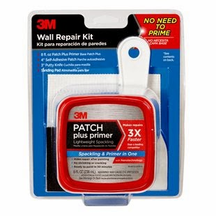 2m wall patch kit